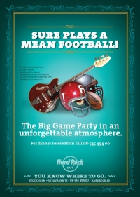 Super Bowl Party – February 7, 2010